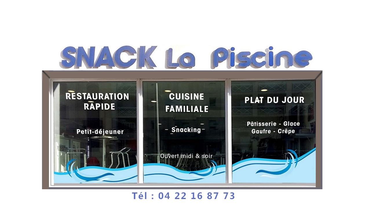SNACK La Piscine